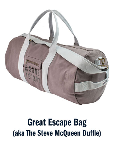 &SONS Great Escape Bag