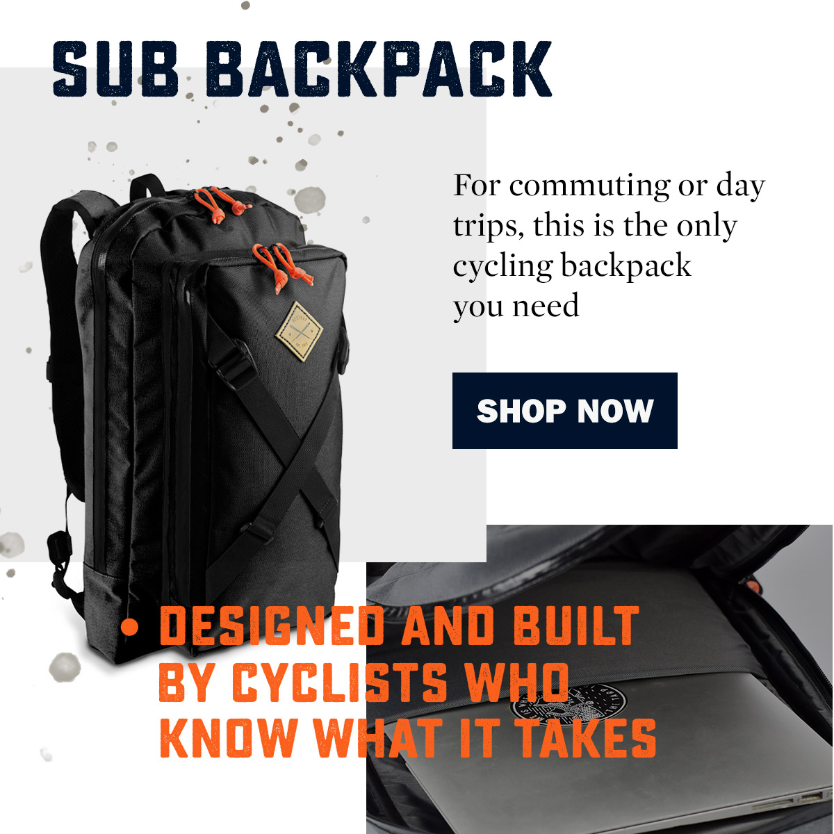 Restrap Sub Backpack | WildBounds