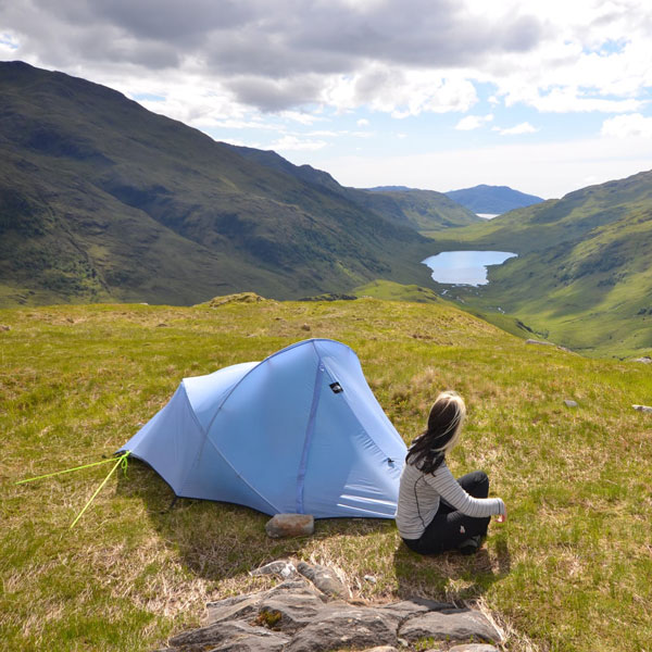 Wild Camping needs to be wild