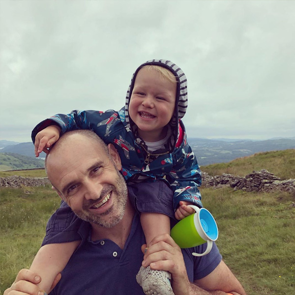 Ed Stafford: Travelling Without Your Family is Tough – But So Important