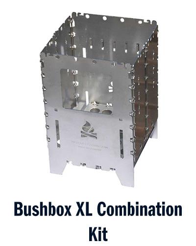 Bushbox XL Combination Kit | Bushcraft Essentials
