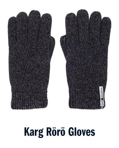 Karg Rörö Gloves | Öjbro Vantfabrik
