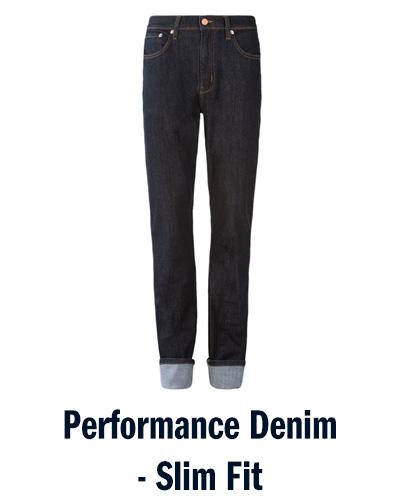 Performance Denim - Slim Fit | DUER