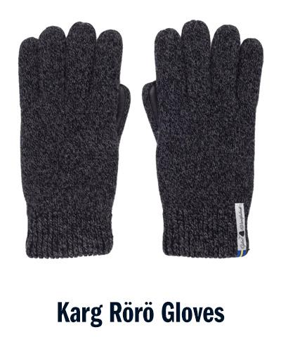 Karg Rörö Gloves   Öjbro Vantfabrik