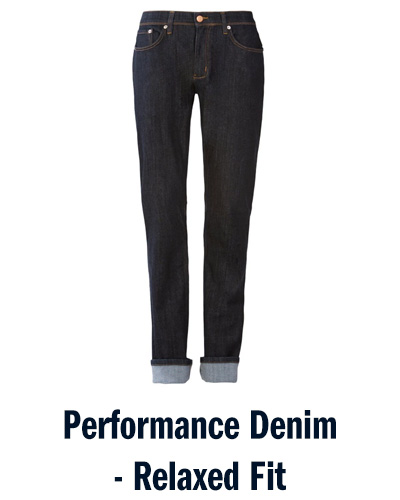 Performance Denim - Relaxed Fit   DUER