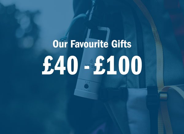 Our Favourite Gifts £40 to £100